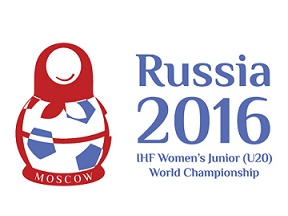 Women's Junior World Championship, RUS 2016